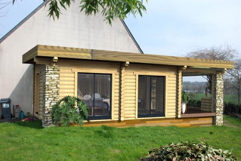maison bois massif et design laval mayenne ch teau gontier evron saint berthevin ern e chang. Black Bedroom Furniture Sets. Home Design Ideas
