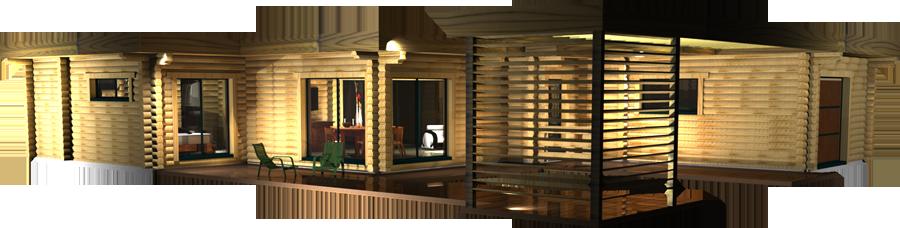 Maisons bois construction bois maison bois massif rondins for Construction bois massif
