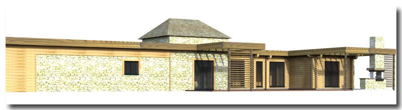Maisons sur mesure maison bois construction bois maison for Maison bois sur mesure